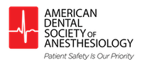 American Dental Society of Anesthesiology logo
