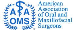 American Association of Oral and Maxillofacial Surgeons Logo