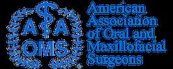 American Association of Oral and Maxillofacial Surgeons Logo