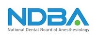 National Dental Board of Anesthesiology logo