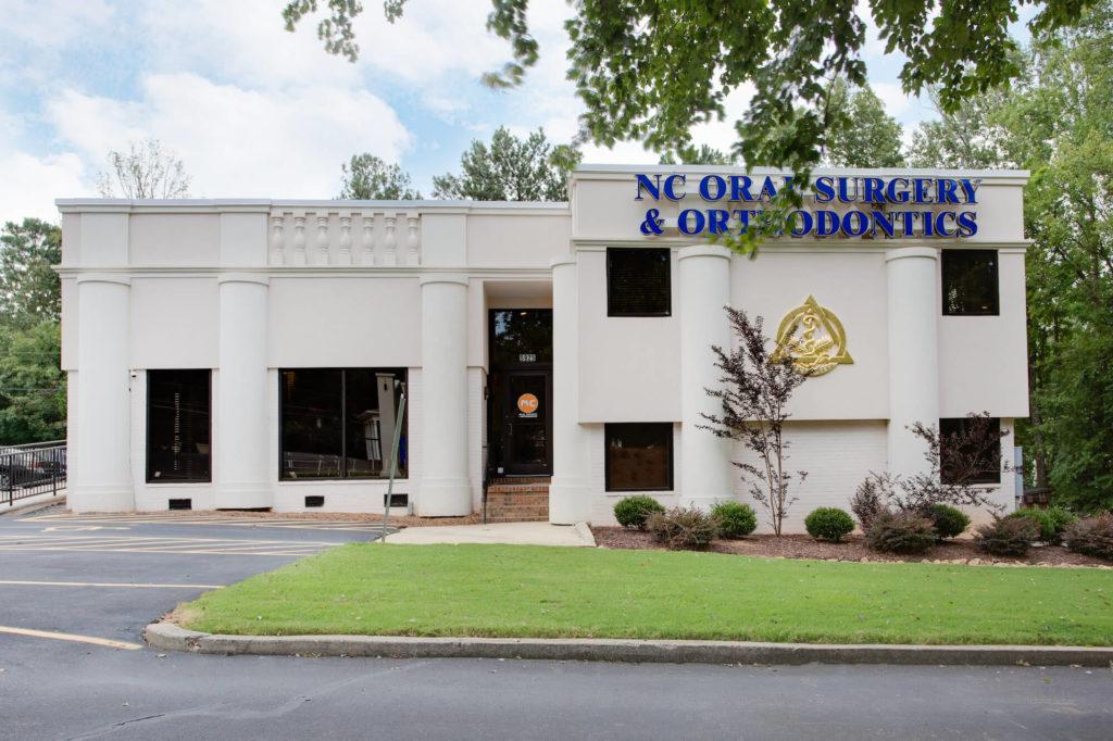 Greensboro NC Oral Surgeon and Orthodontist Exterior