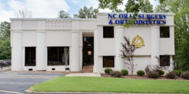 Greensboro NC Oral Surgeon and Orthodontist Exterior