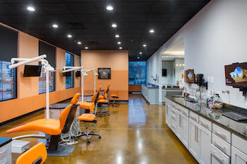 Cary NC Orthodontist Office