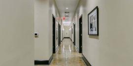Hallways at NCOSO Hamlet
