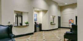 Front lobby at NCOSO Hamlet