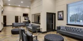 Winston Salem Orthodontist Lobby