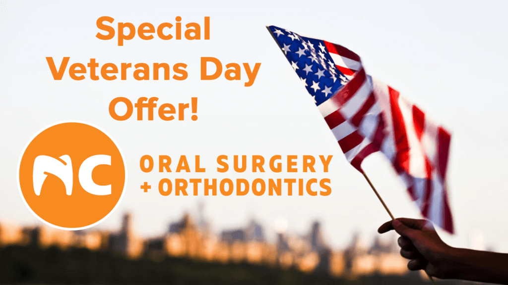 Veterans Day Special Offer NCOSO
