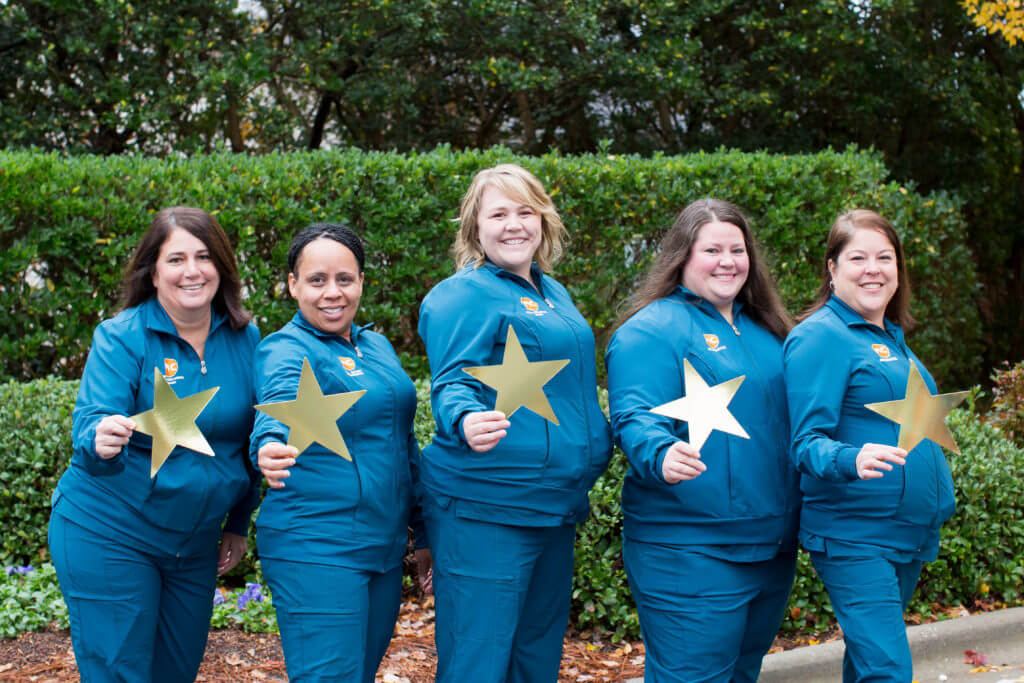 North Carolina Oral Surgery and Orthodontics gets 5 star reviews