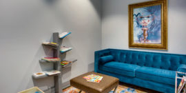 Cary Orthodontist office with Kids Play Room