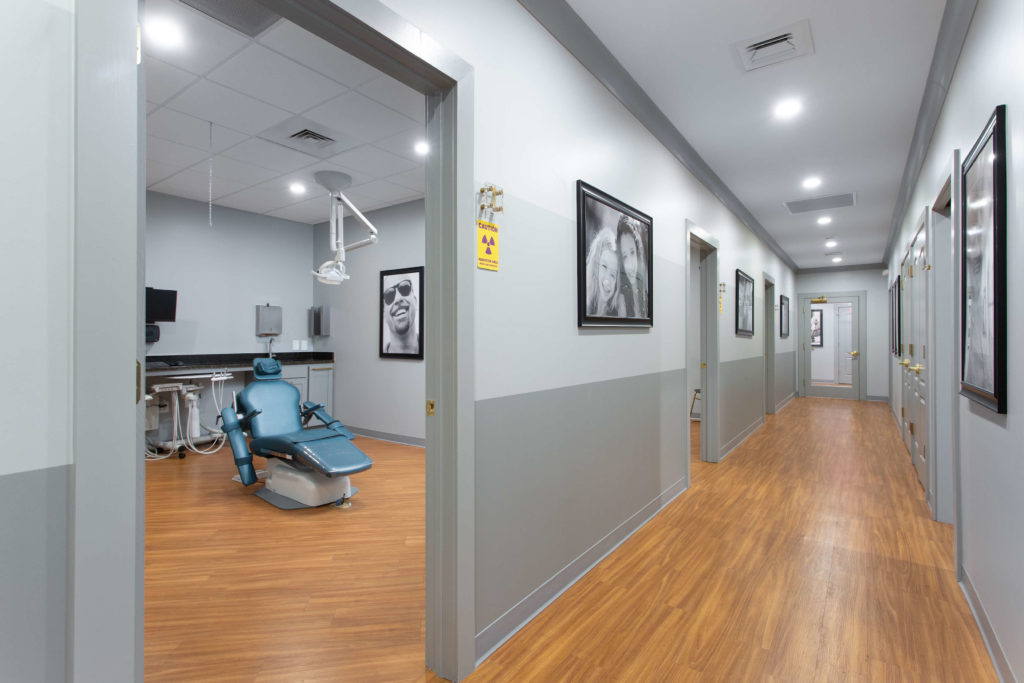 Oral surgery suite in Durham Oral Surgery office