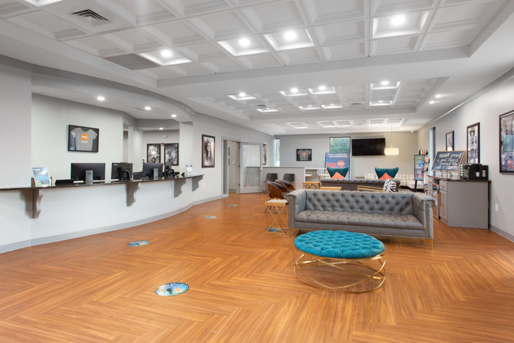 Durham NC Orthodontist Lobby